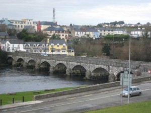 Accommodation Killorglin at Laune Bridge House